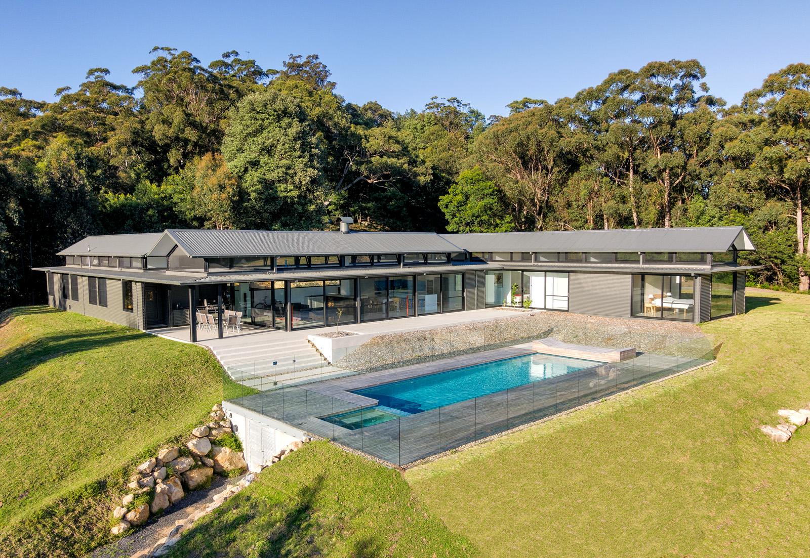 Kangaroo Valley dream home